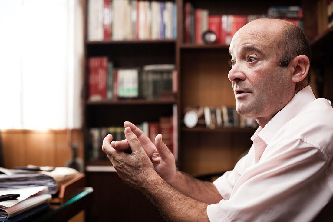 Entrevista a Alfonso Triviño, secretario general de la ACP