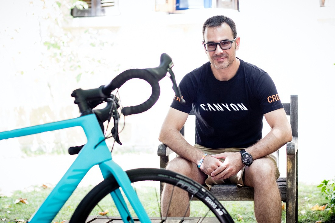 David Toledo (Country Manager Canyon Bicycles)