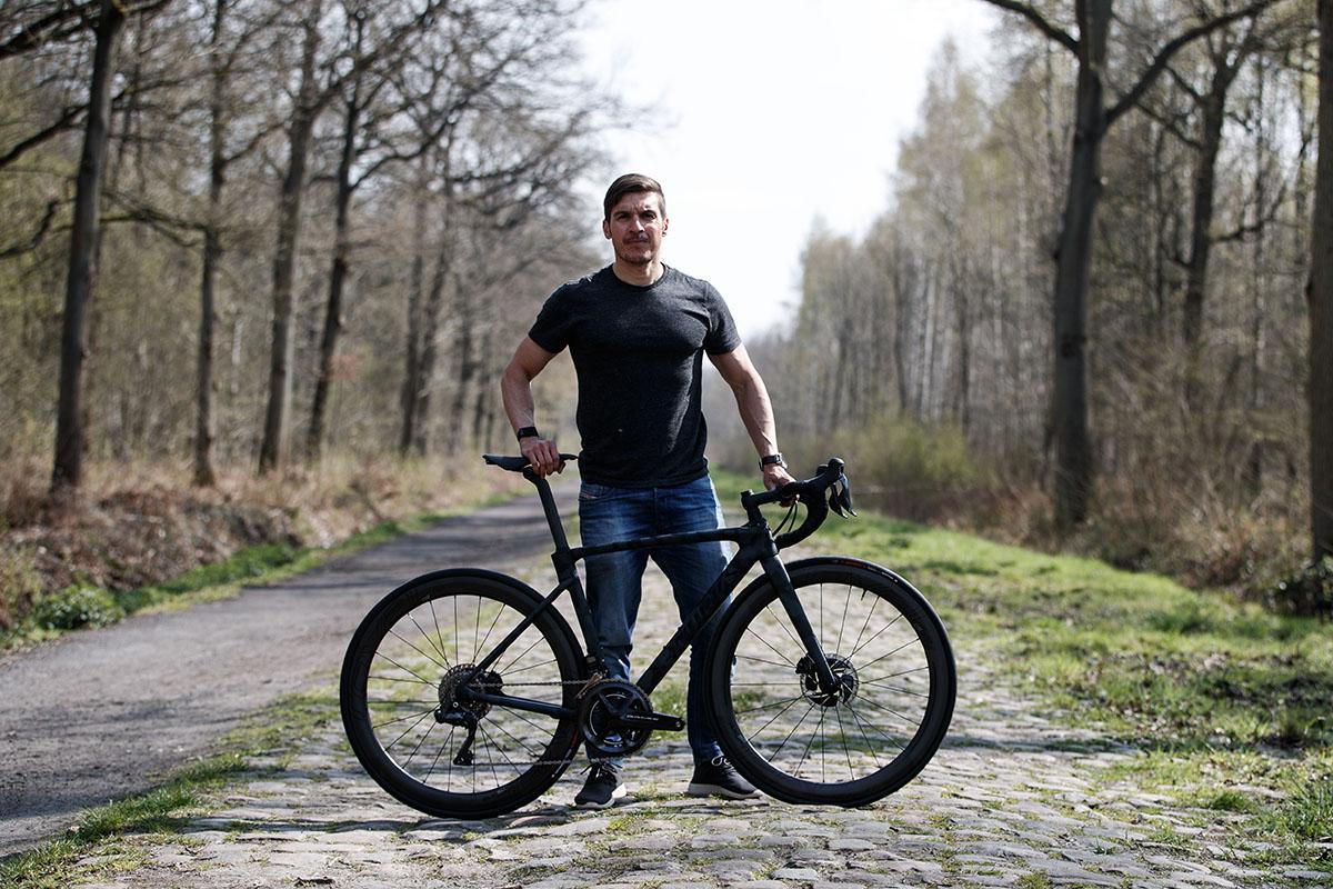 Entrevista John Cordoba (P.M. Specialized Roubaix)