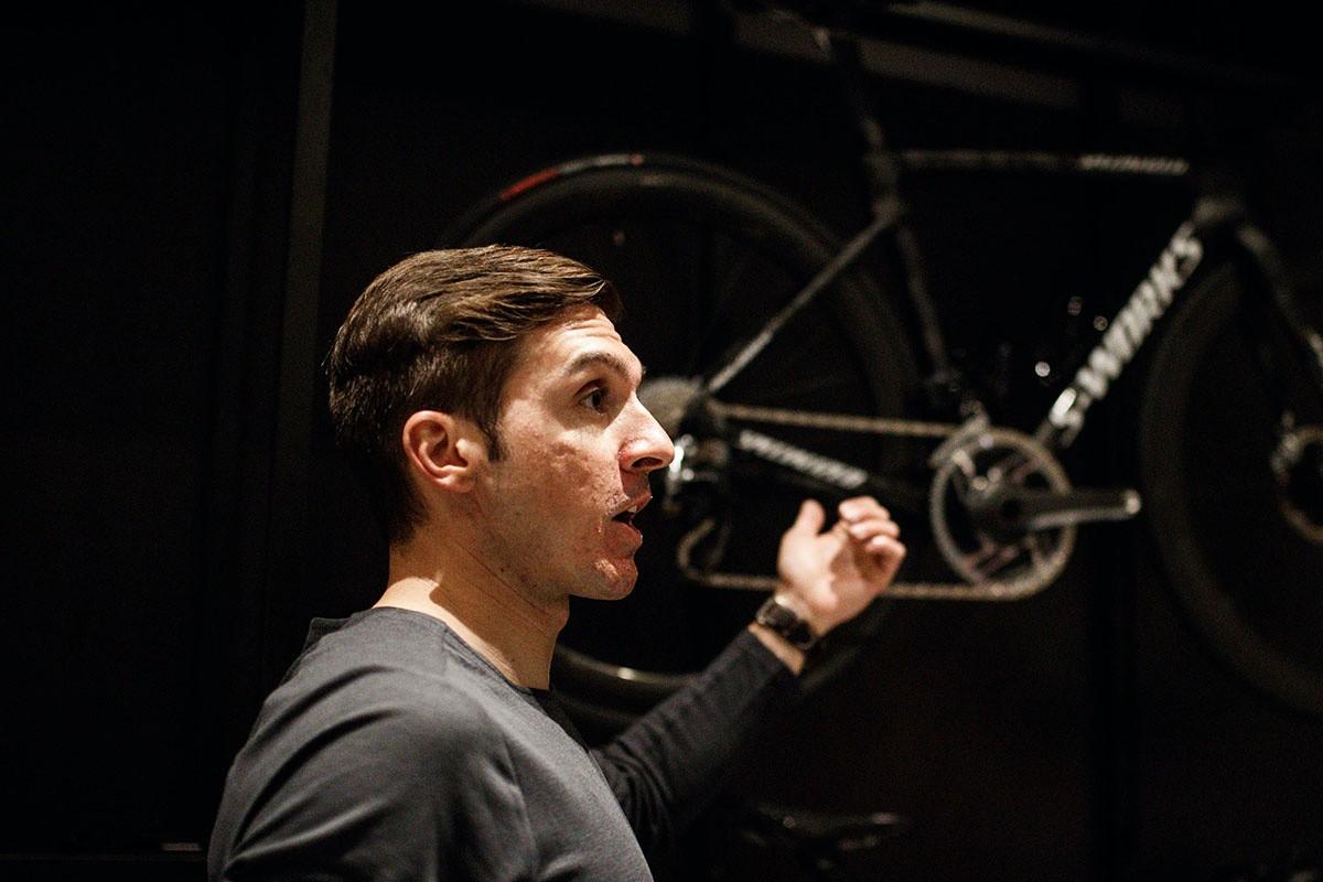 Entrevista John Cordoba (Product Manager de la Specialized Roubaix)