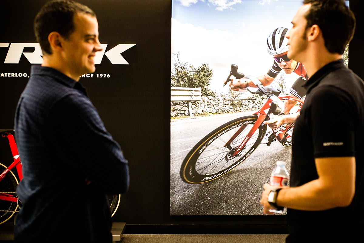 Entrevista a Luis Muñoz, Marketing Manager Trek Bicycle Iberia