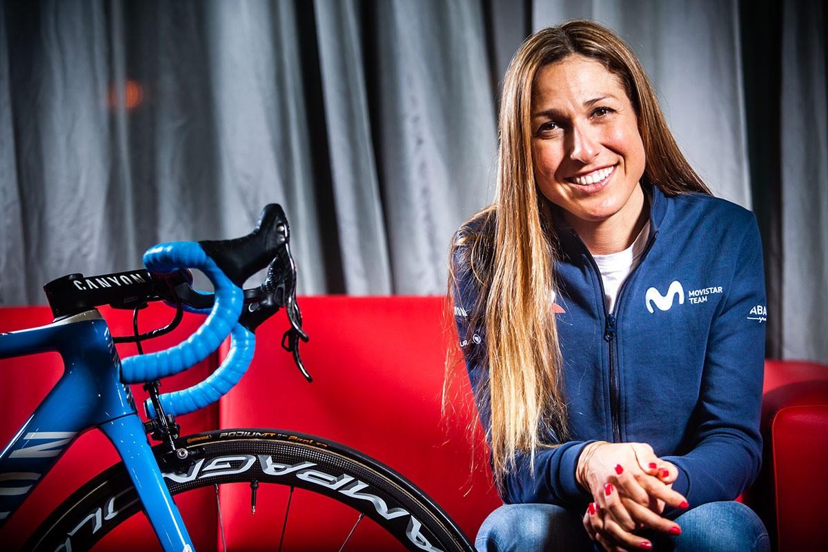 Entrevista Mavi García (Campeona de España CRI y corredora de Movistar Team)