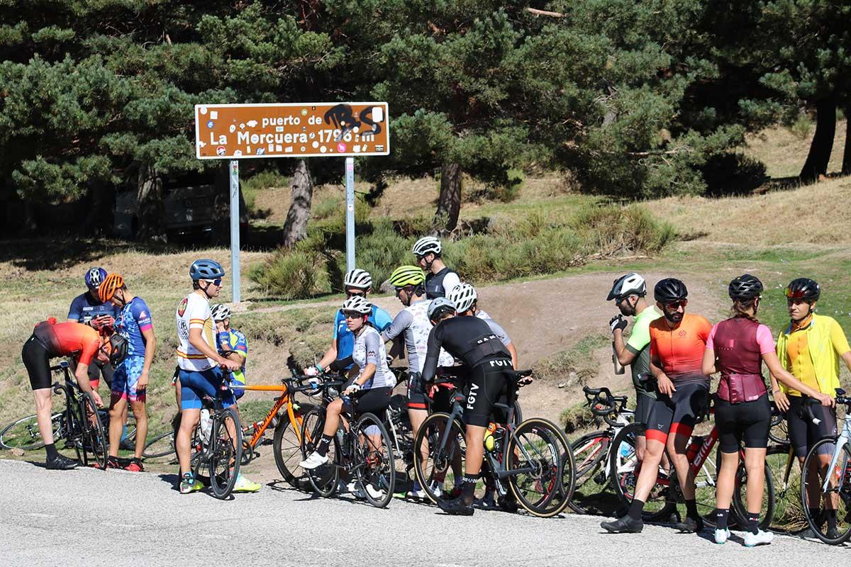Experiencia BMC en la sierra de Madrid