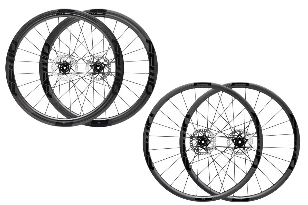 Promoción 2x1 en ruedas FFWD
