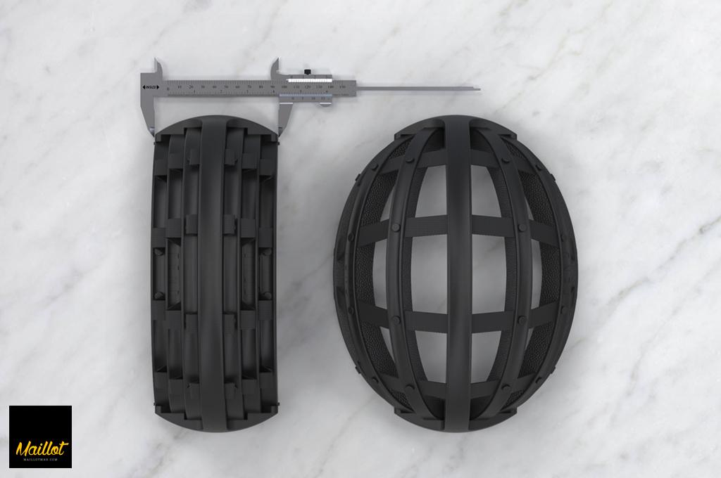 FEND, el casco de bici plegable