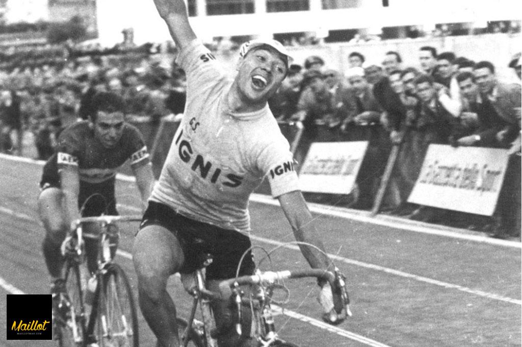 Héroes del Giro: Miquel Poblet