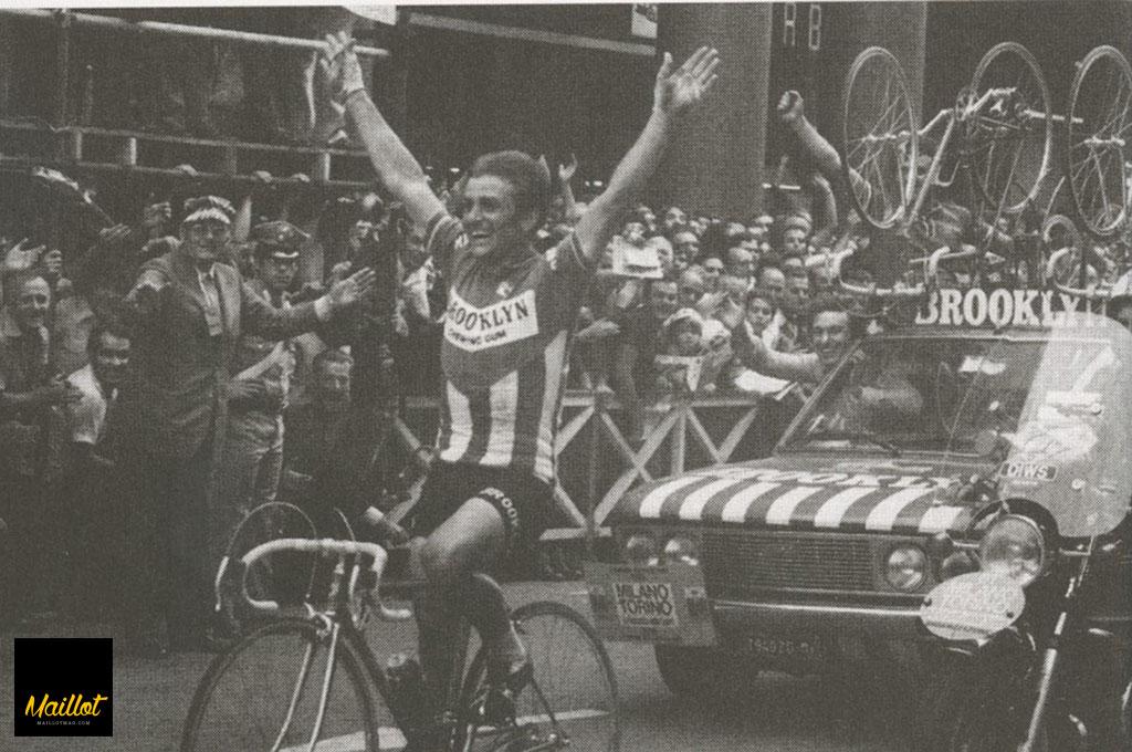 Héroes del Giro: Wladimiro Panizza