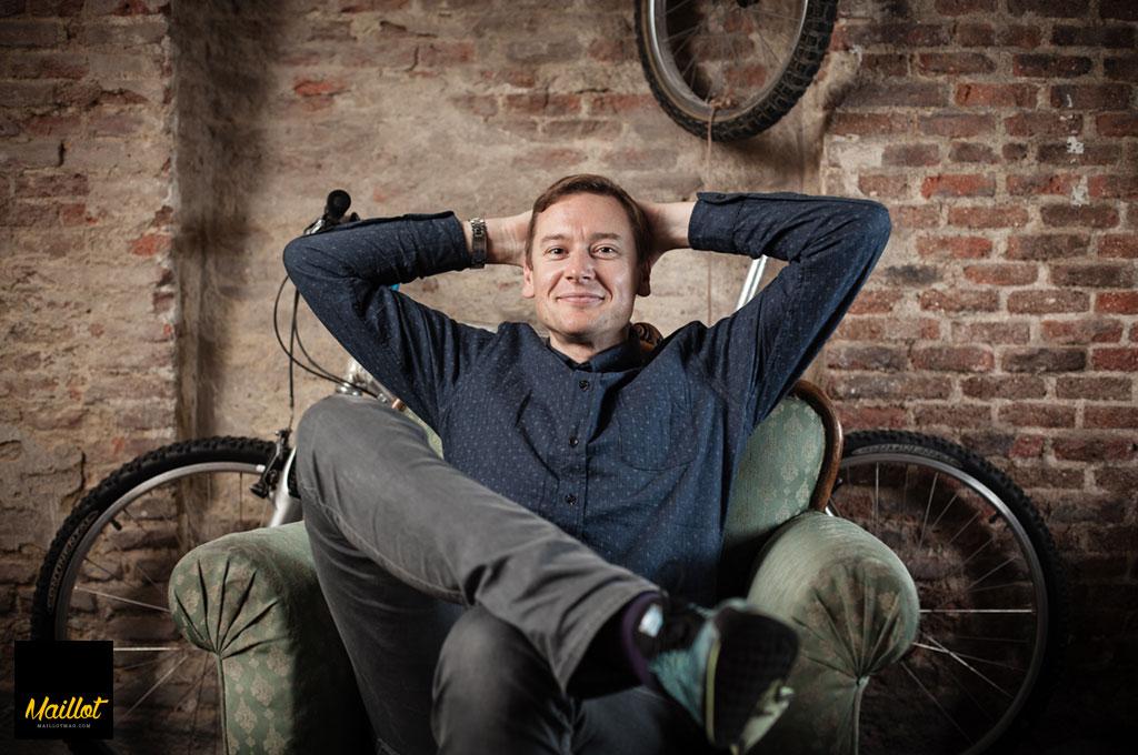 Gareth Nettleton: la especialidad de Strava es el poder de las relaciones sociales de la red