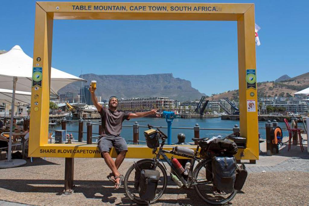 El mundo en bicicleta: África by bicicleting