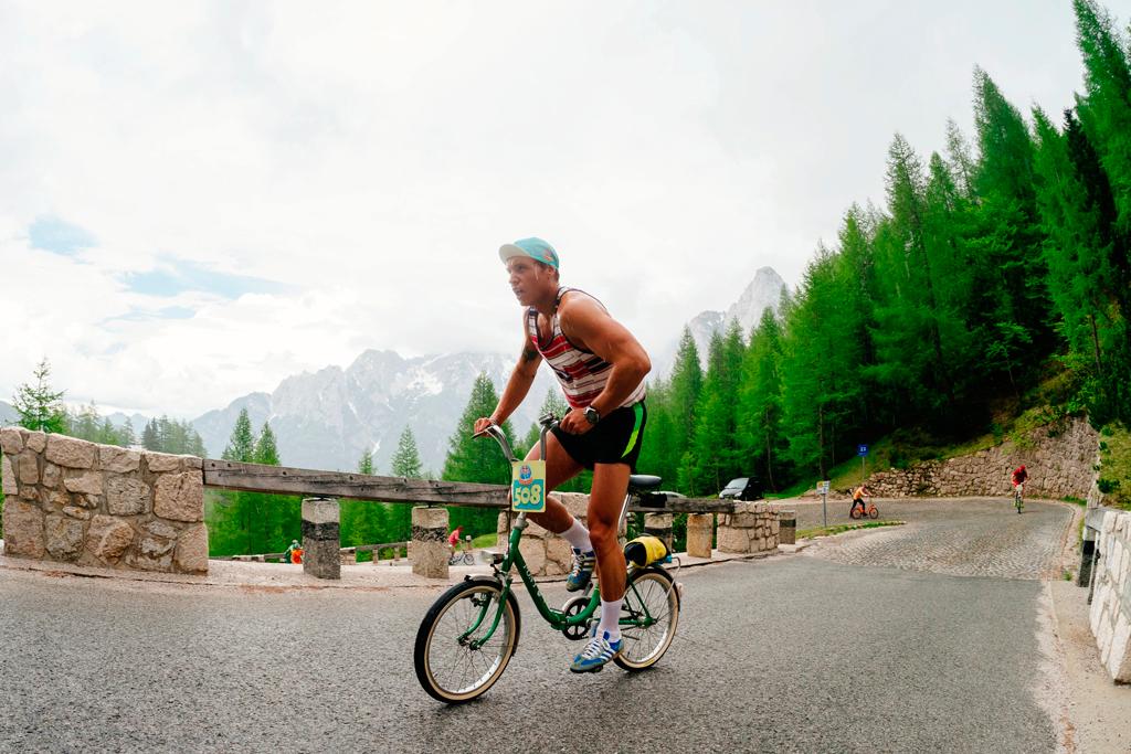 Los 5 signos que indican que ya no eres un ciclista globero
