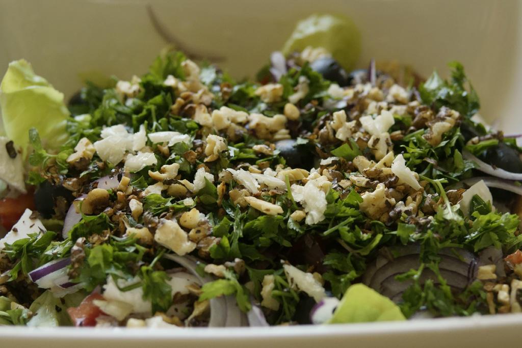 Recetas Ciclistas: ensalada de arroz y remolacha
