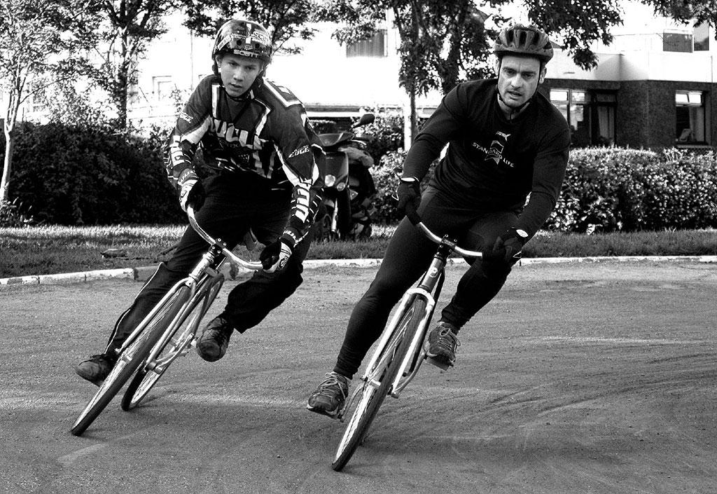 Cycle Speedway: Jugar con la bici... ¡a toda velocidad!