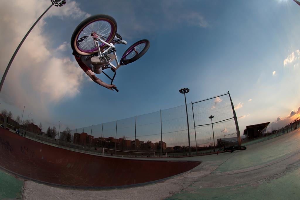 BMX Park: mucho más que salir con la bici al parque