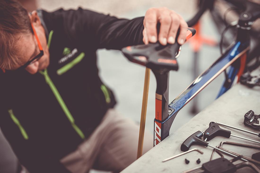 La talla de las bicicletas, claves para elegir la correcta