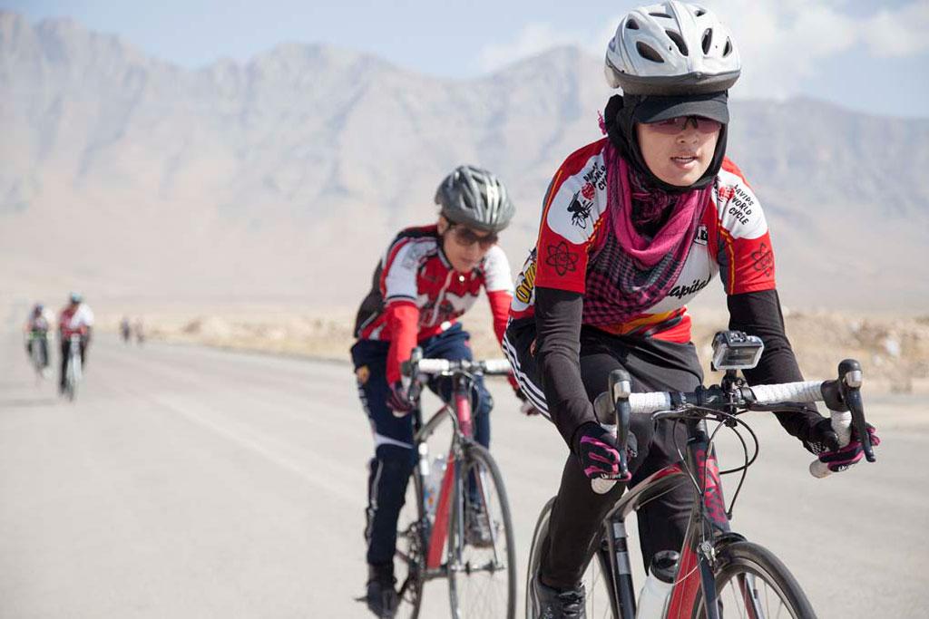 Afghan Cycles, pedalear por la igualdad en Afganistán