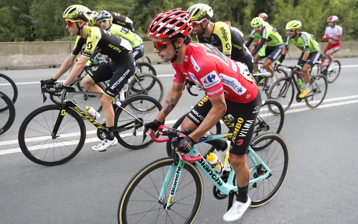 La bici ganadora de La Vuelta 2019