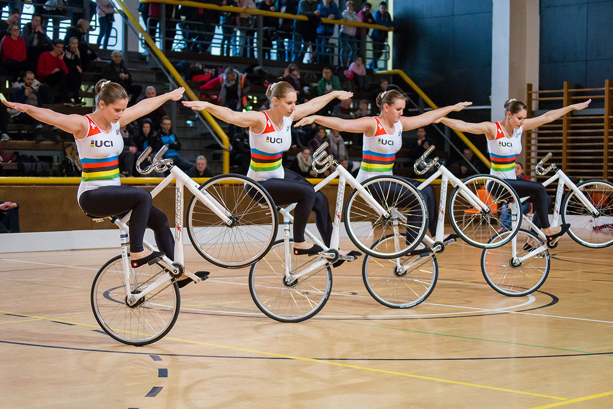 Las modalidades más extravagantes del ciclismo