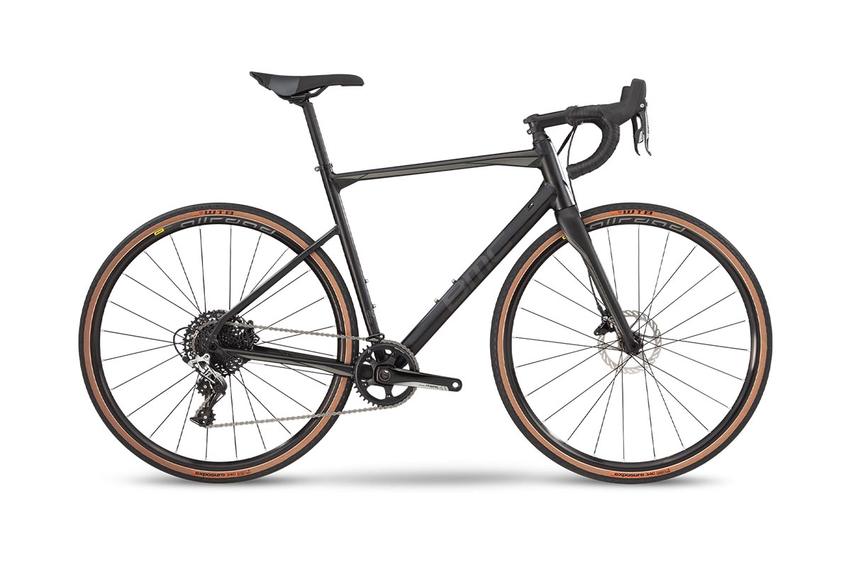 Limite 2.500: BMC Roadmachine X