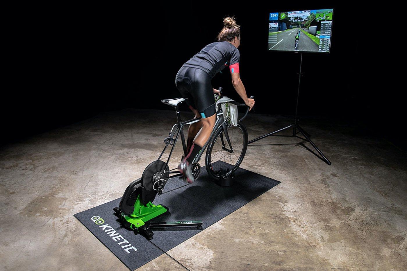 ¿Qué es el ciclismo virtual?