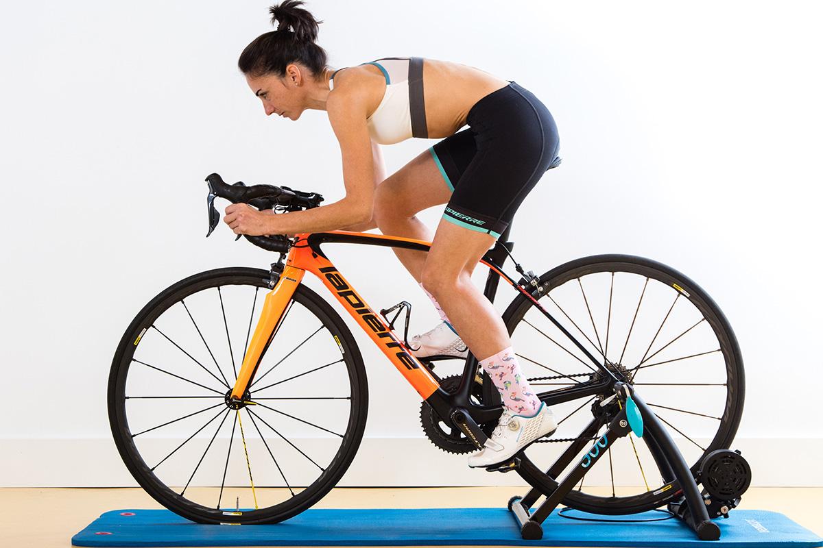 """Entrenamiento """"indoor"""" para ciclistas (III): Suelo pélvico"""