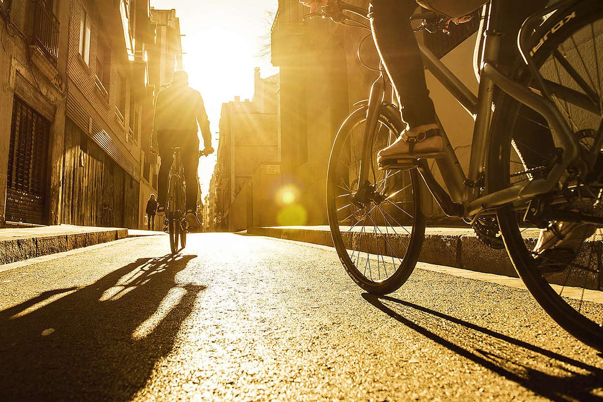 7 consejos sobre el equipamiento de una bici urbana