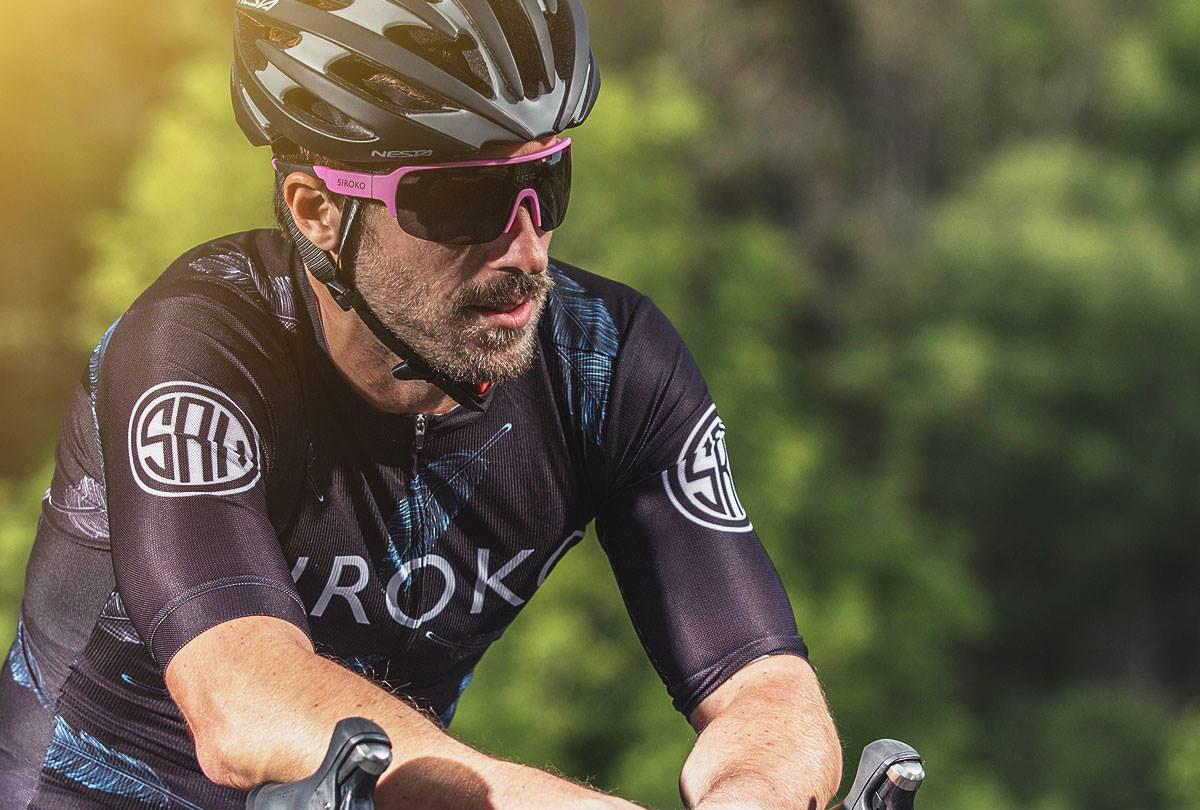 Guía de compra: Gafas Siroko para ciclismo (2020-21)