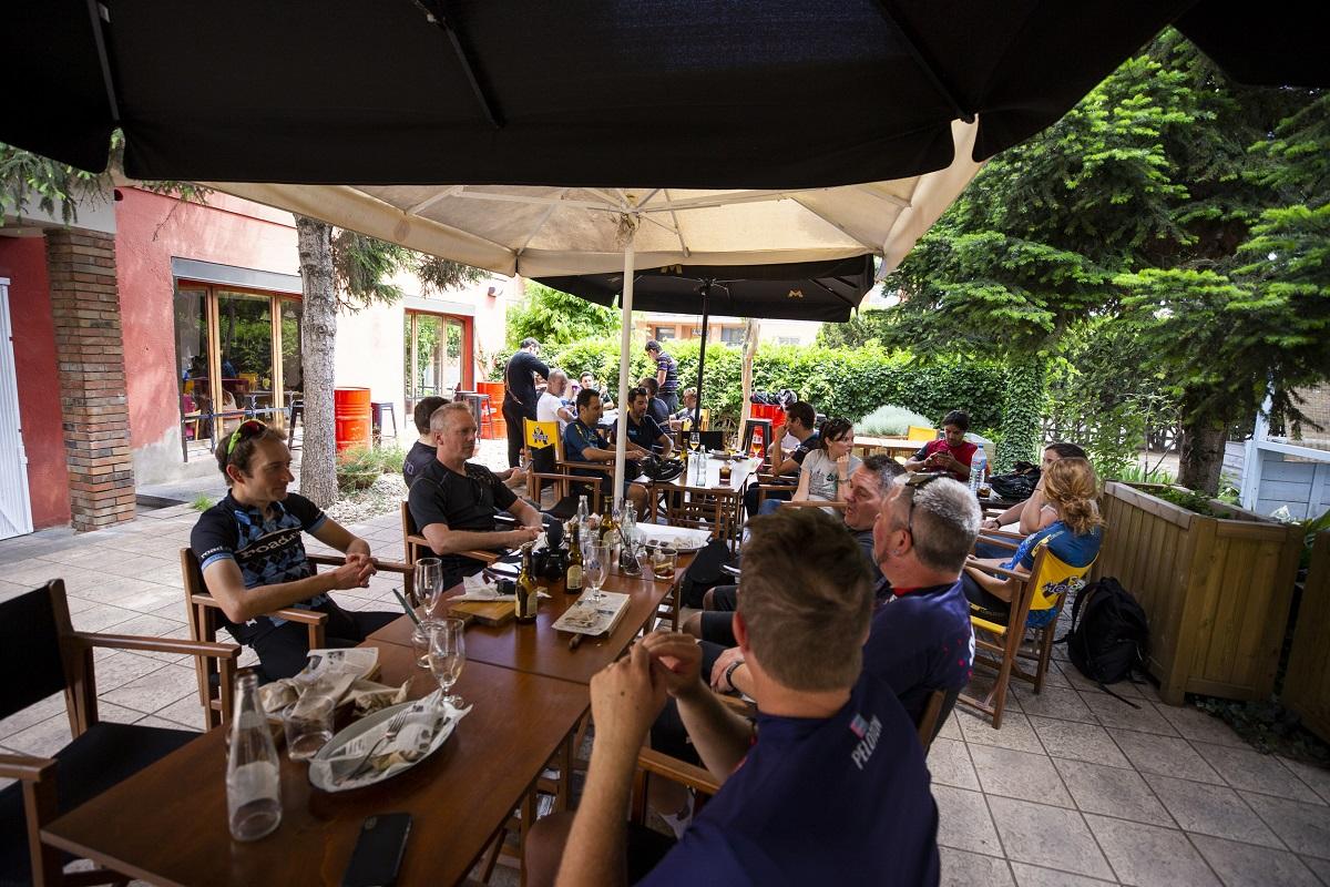 Alcohol y montar en bicicleta