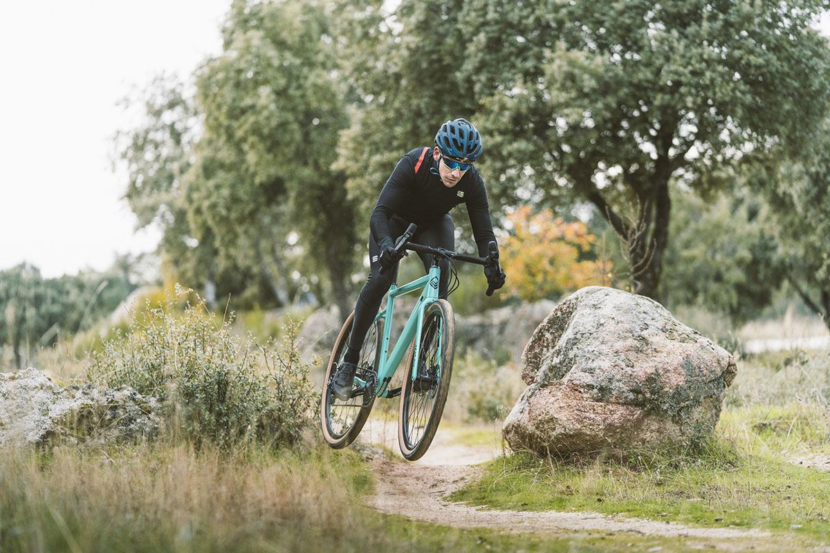 Tecnología para hacer más cómoda tu bici de gravel