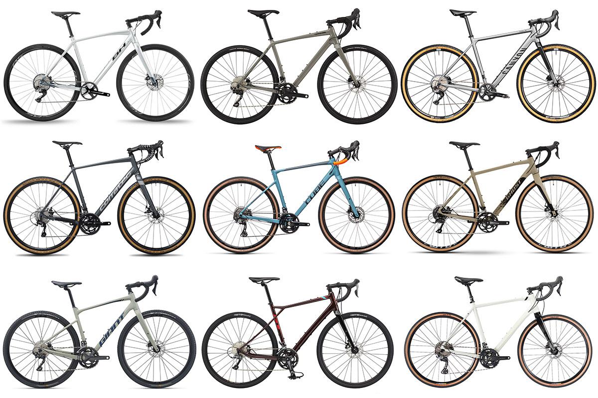 Guía: 15 bicis de gravel por menos de 2.000€