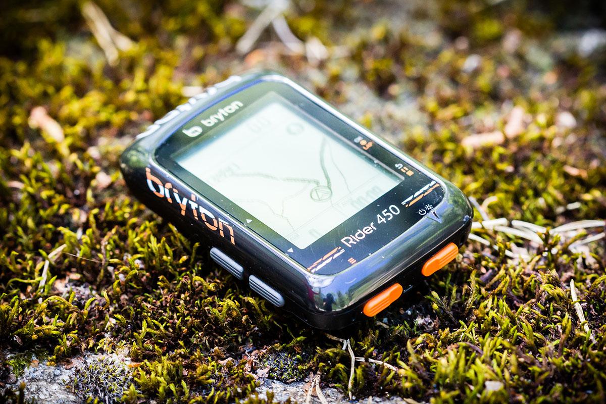 Guía de compra: GPS y navegadores Bryton Rider