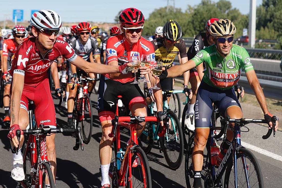 Lo que no debes perderte de esta edición de La Vuelta18
