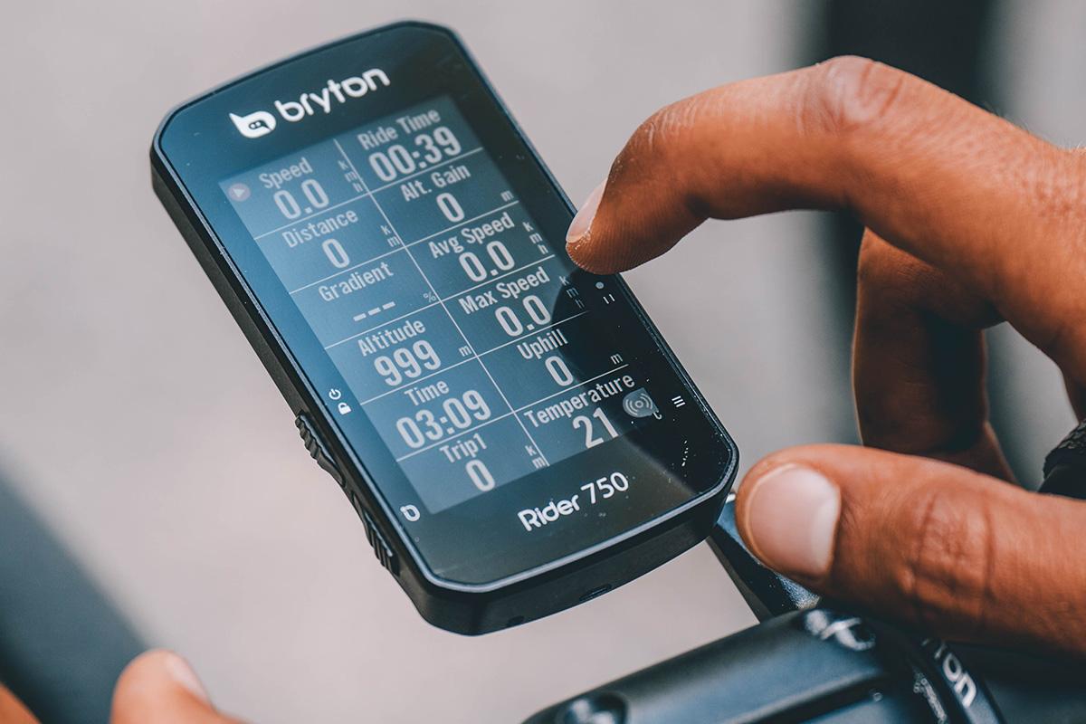 Los mejores GPS y ciclocomputadores para ciclismo de Alltricks