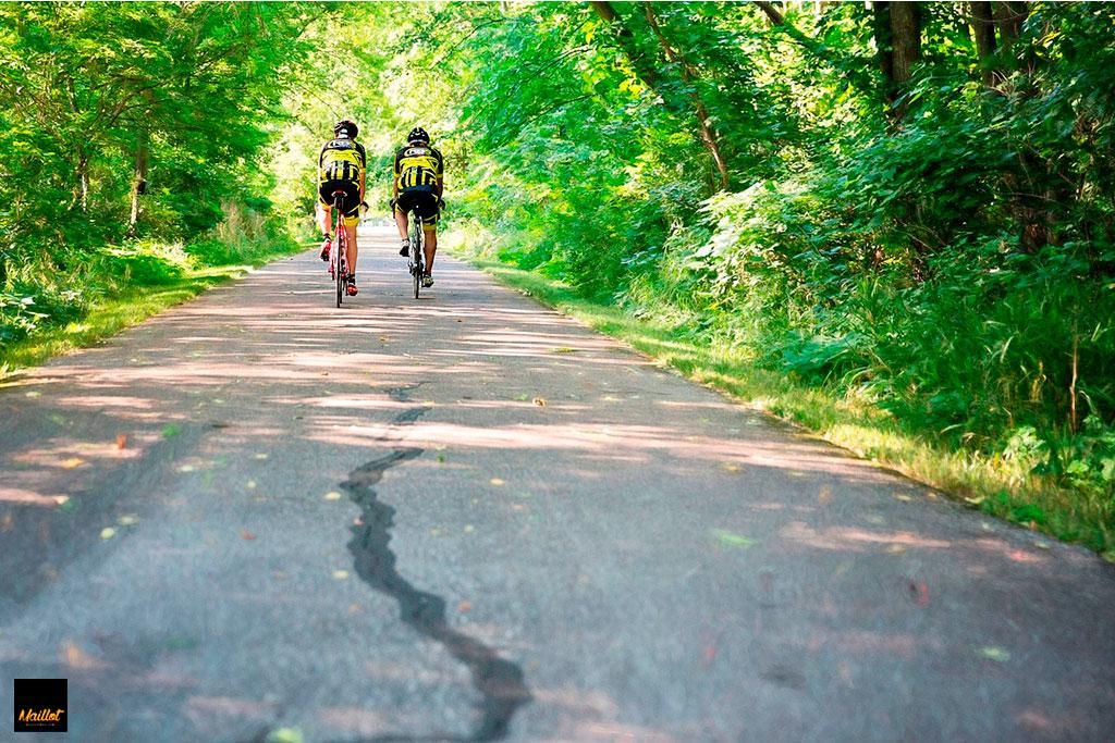 Cómo conseguir que tu amigo no salga más contigo en bici