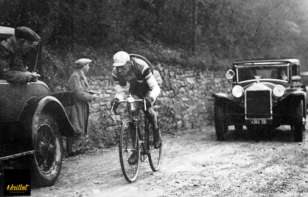 Héroes del Giro: Alfredo Binda
