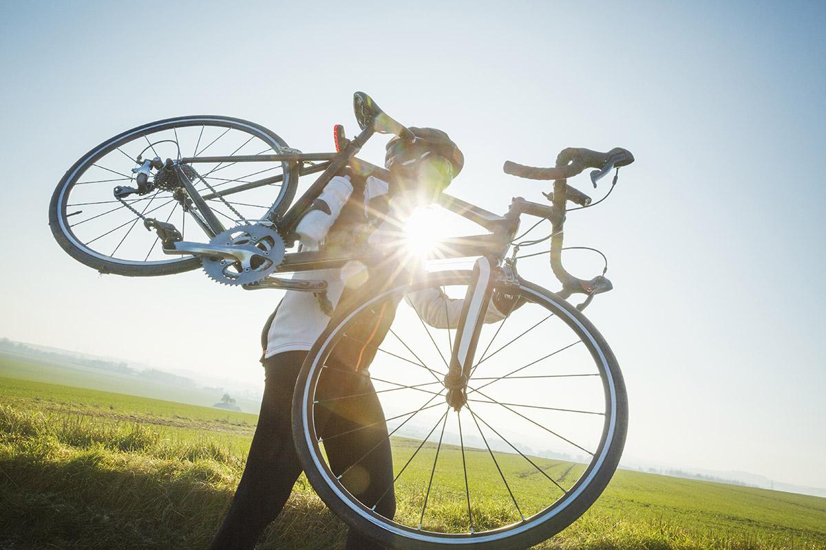 Entrenamiento cruzado en ciclismo, o porqué no sólo pedalear en verano