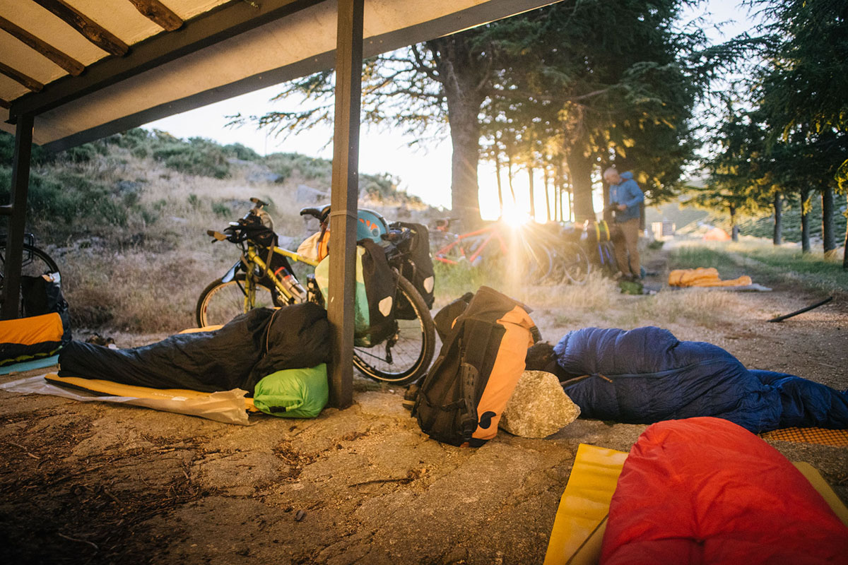 Qué llevar en un viaje en bicicleta de fin de semana