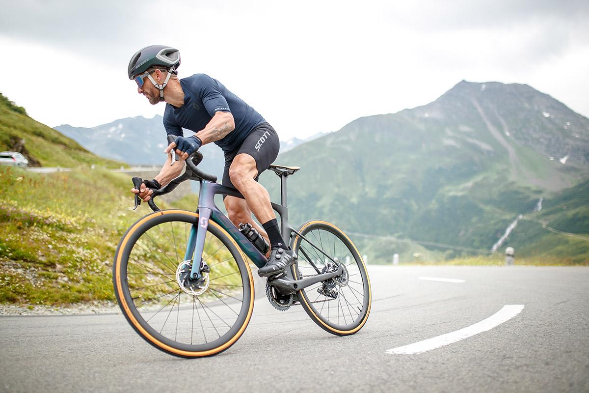 Así es la gama 2021 de ciclismo de carretera de SCOTT