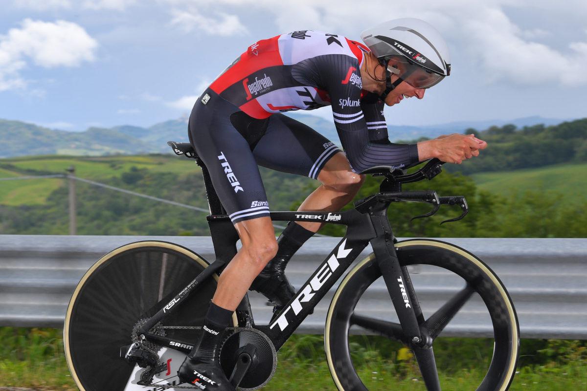Así es la normativa UCI que rige las bicicletas de contrarreloj