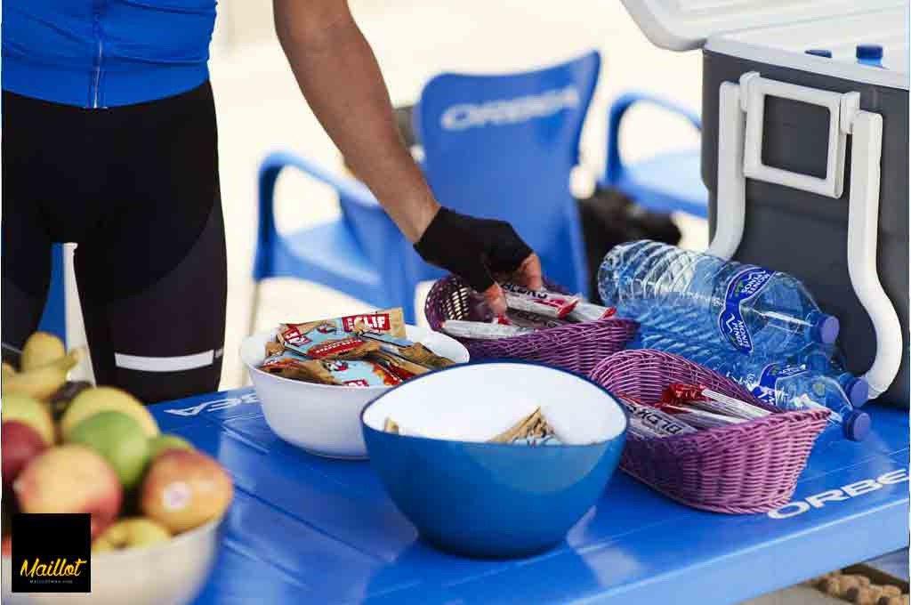 Nutrición en el ciclismo: 10 consejos básicos