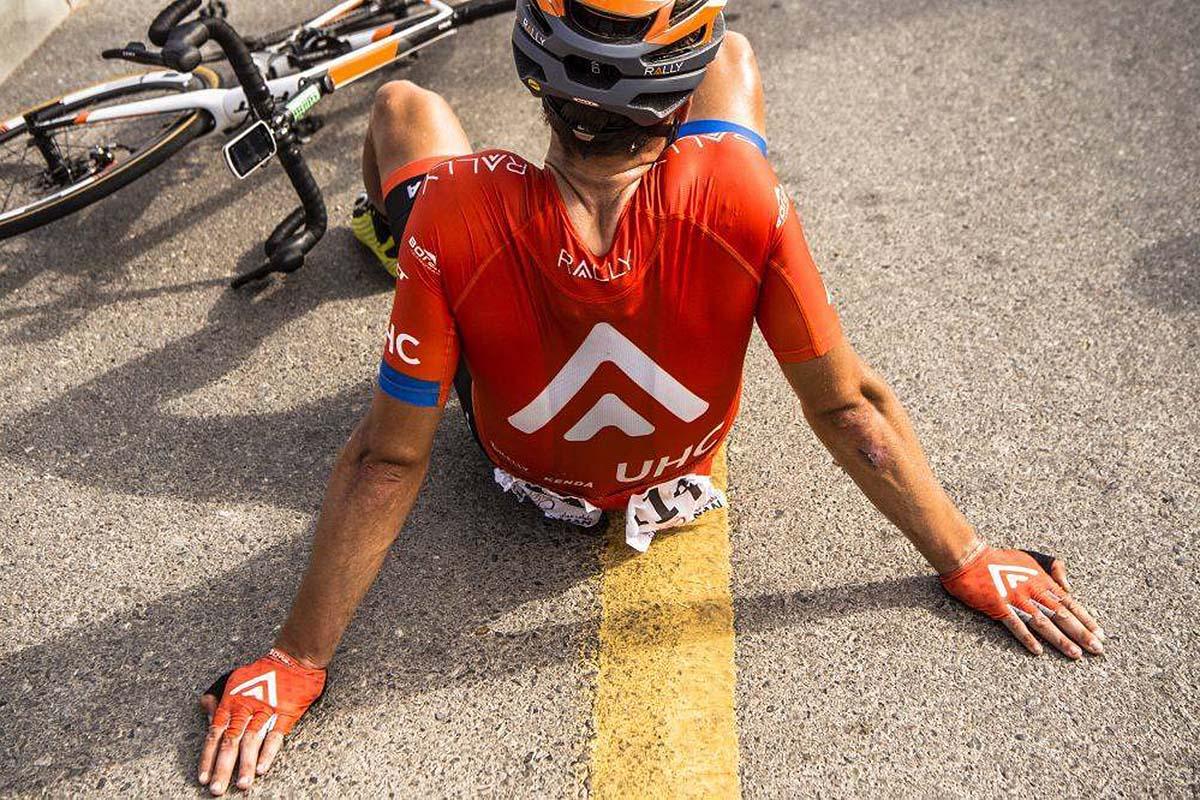 Cómo afecta el ozono troposférico cuando hacemos ciclismo