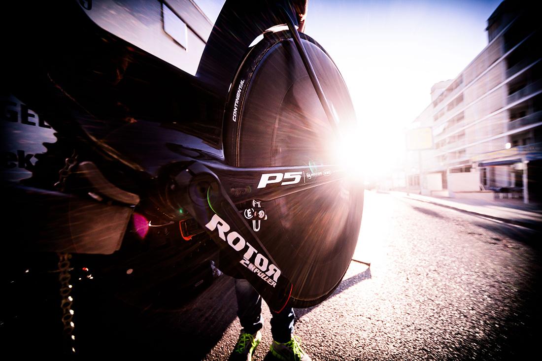 Las revoluciones tecnológicas del ciclismo de carretera