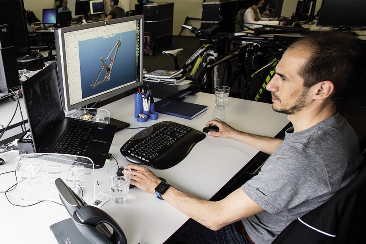 Tecnología SCOTT EvoLap