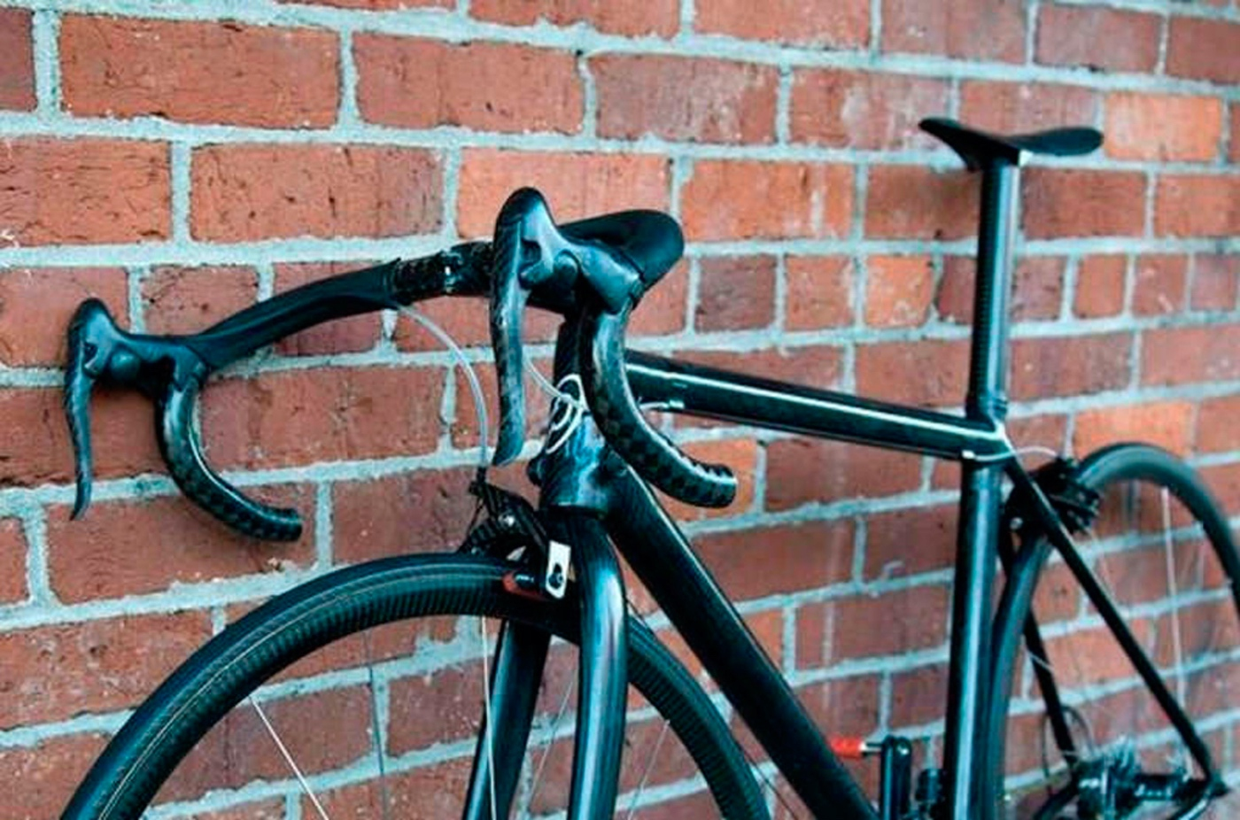 La bicicleta de carretera más ligera del mundo