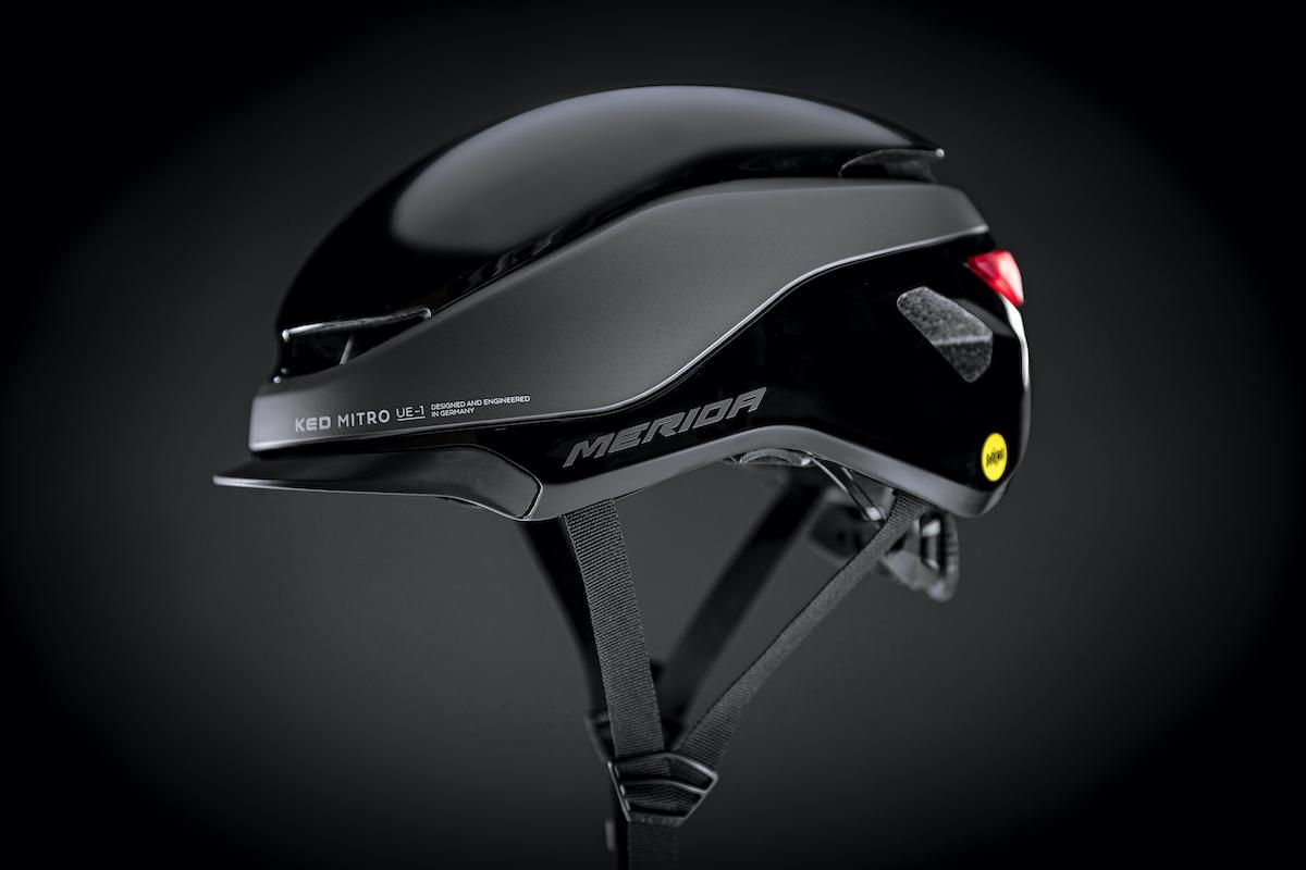 Descubre el nuevo casco Merida Mitro UE-1 para ciclismo urbano