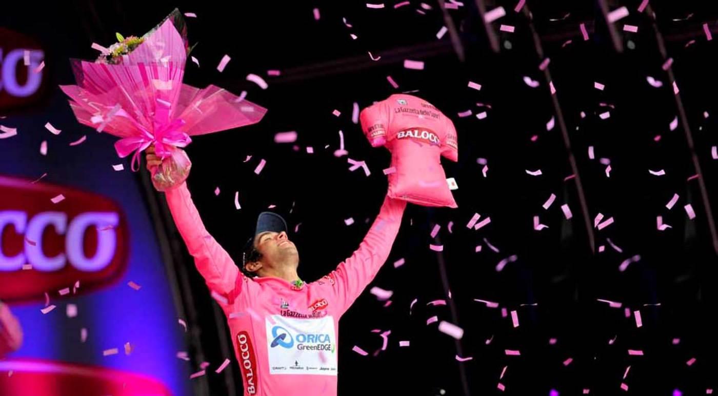 La historia del Maillot Rosa del Giro