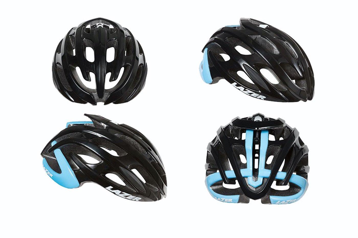 Casco de ciclismo de carretera que fabrica Lazer Sport