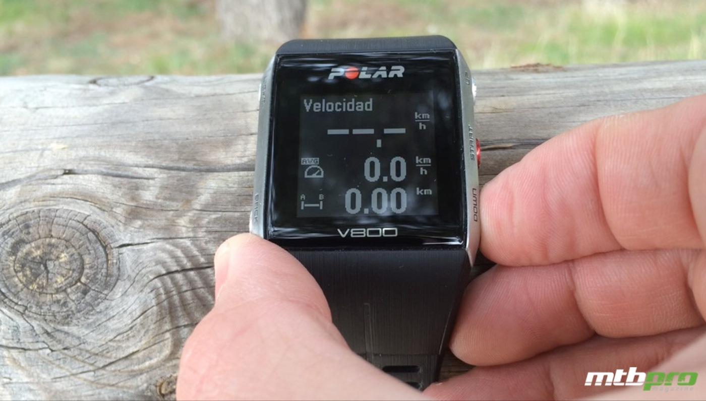 Polar V800 uno de los dispositivos compatibles con TrainingPeaks a través de Polar Flow