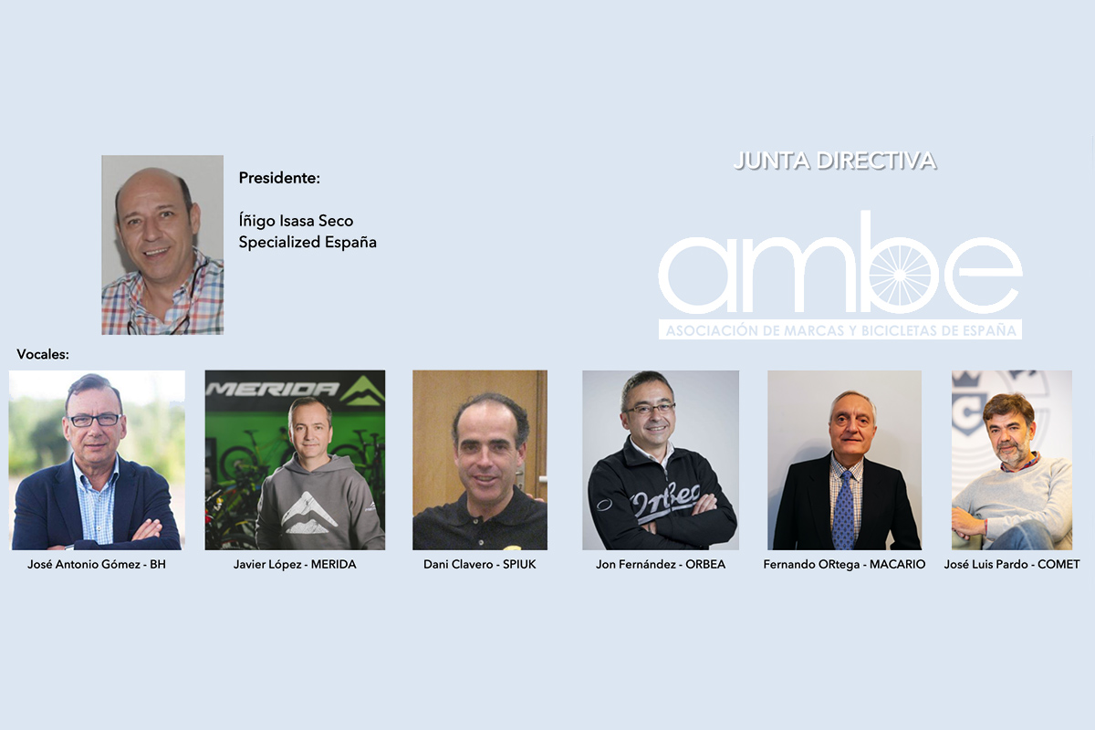 AMBE reelige a su presidente (Iñigo Isasa) y junta directiva para un año más