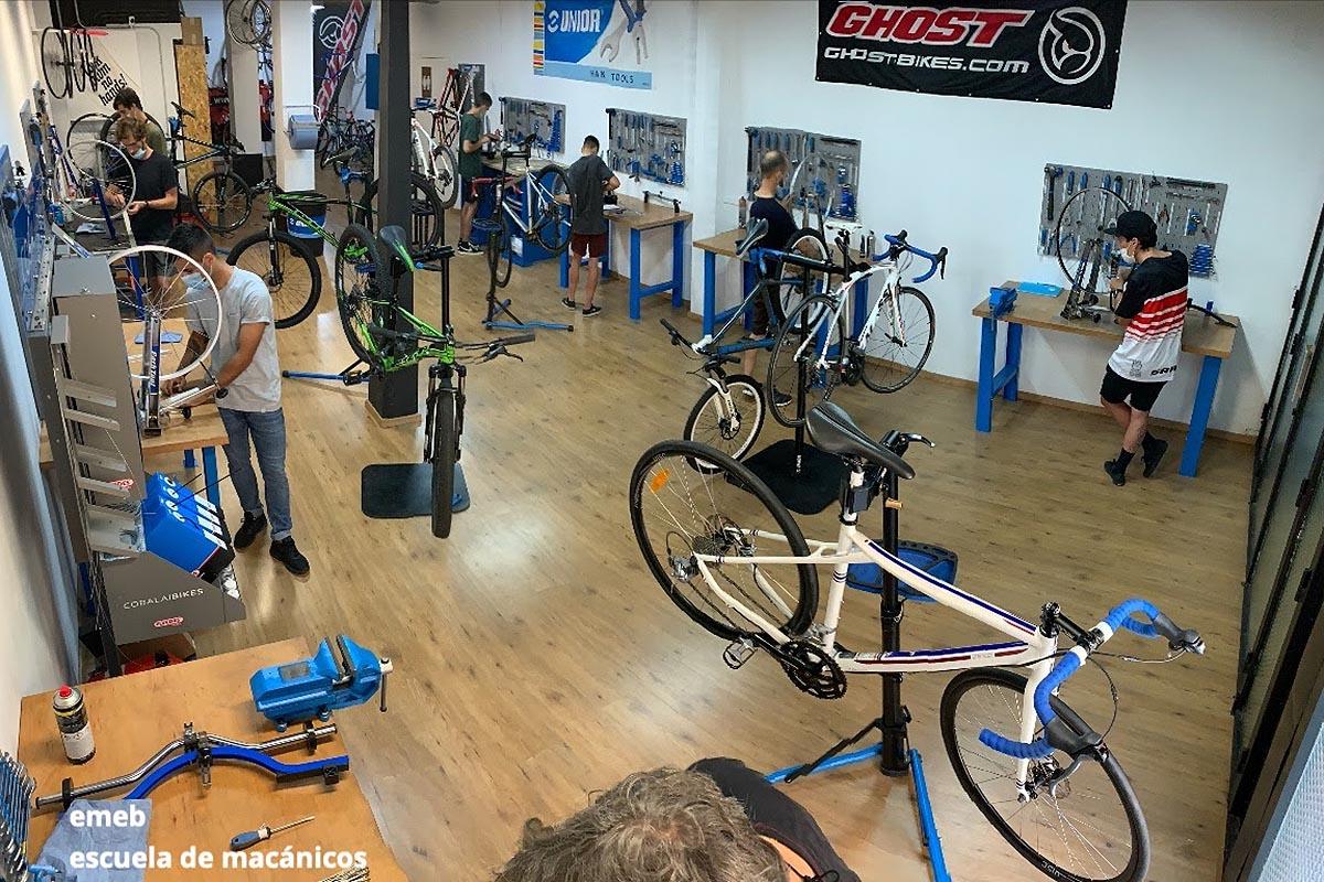 La escuela EMEB se une a la Alianza del Sector de la Bicicleta
