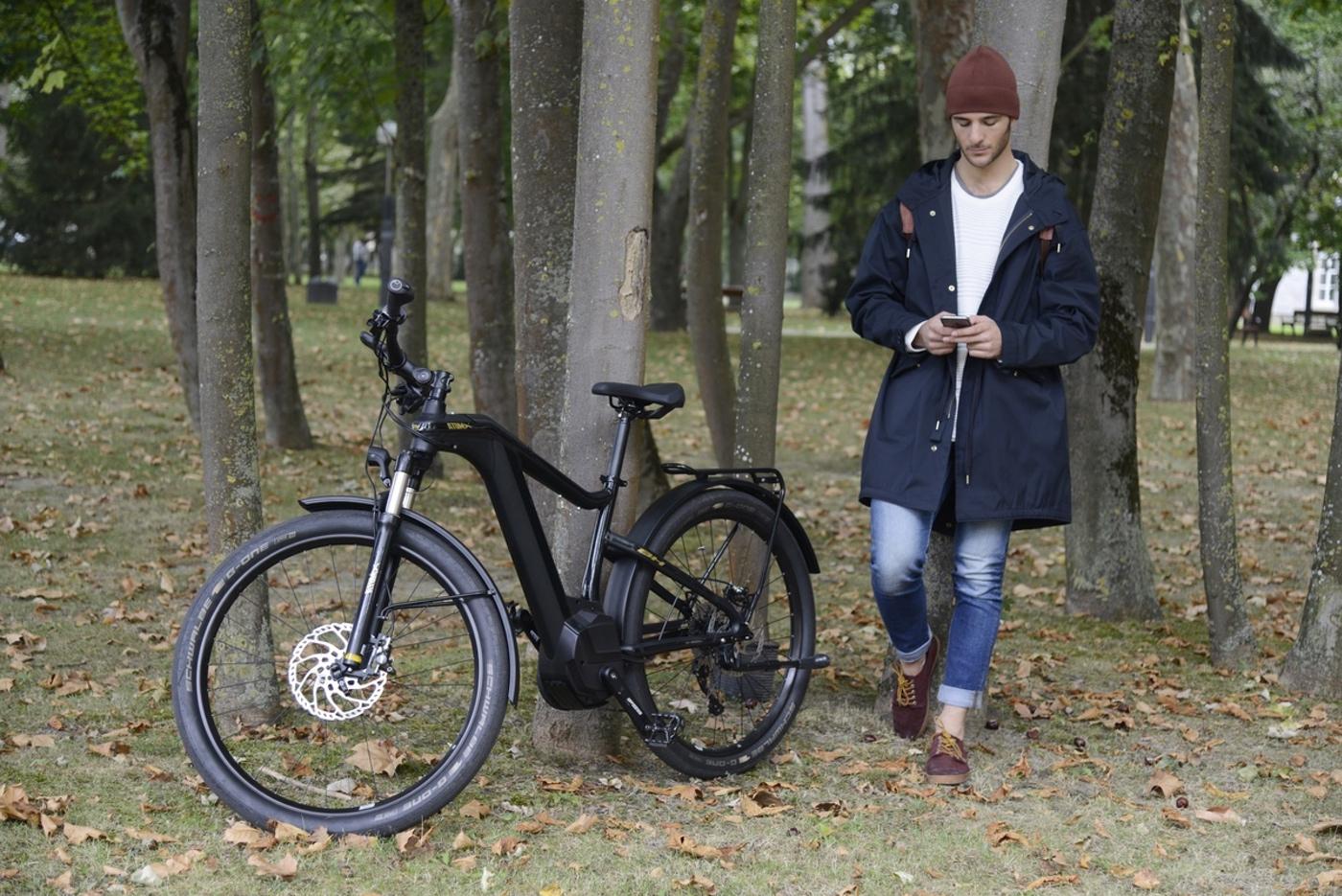 BH Atom-X Cross: una e-bike para explorar la ciudad